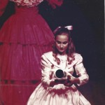 kyla as clara nutcracker